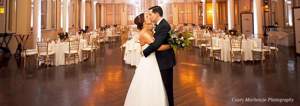 Wedding DJ in Saratoga Springs & Albany, NY | Top Notch Quality