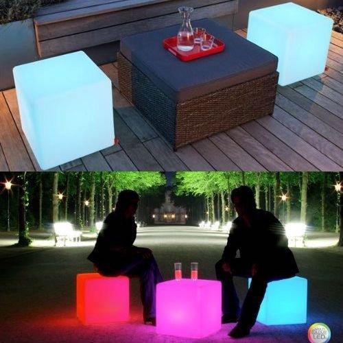 Light Up Cubes 2