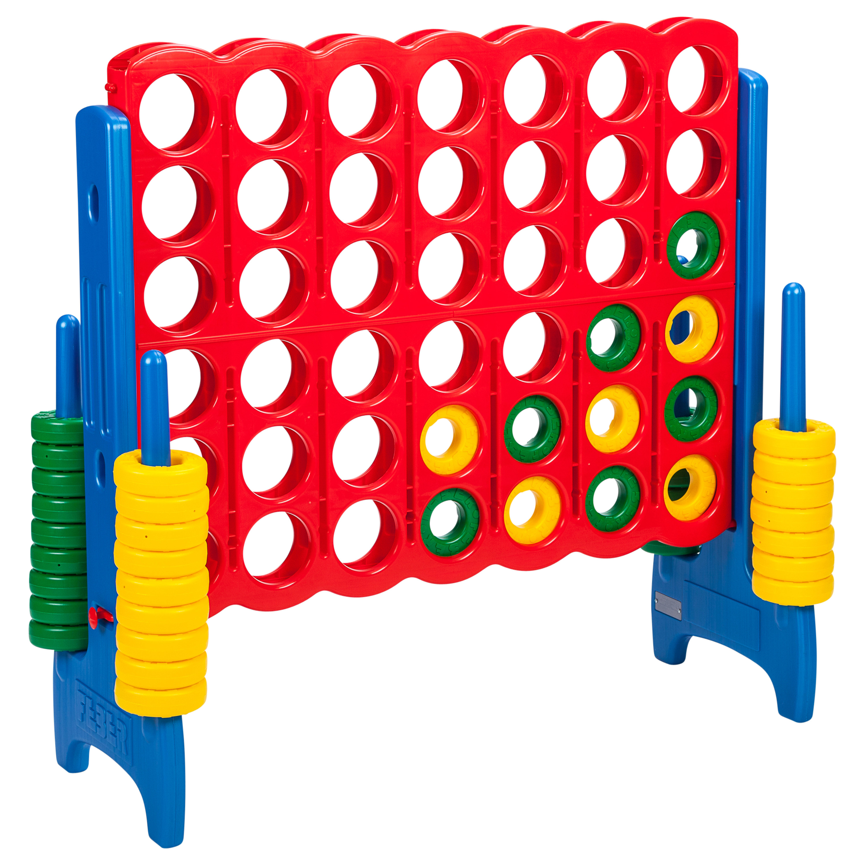 GIANT Connect Four  4' H x 3.5' W